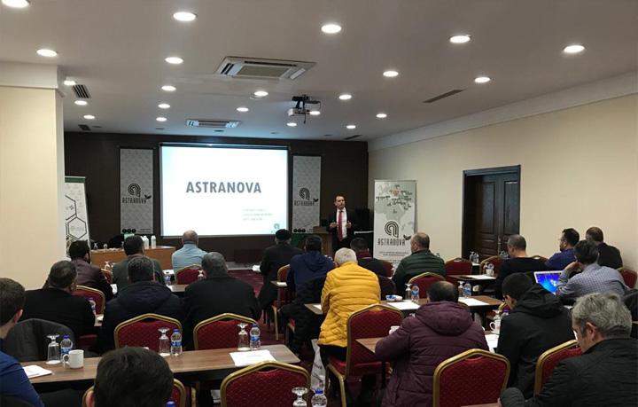 Astranova'nın patatese özel ürünleri ilgi çekiyor