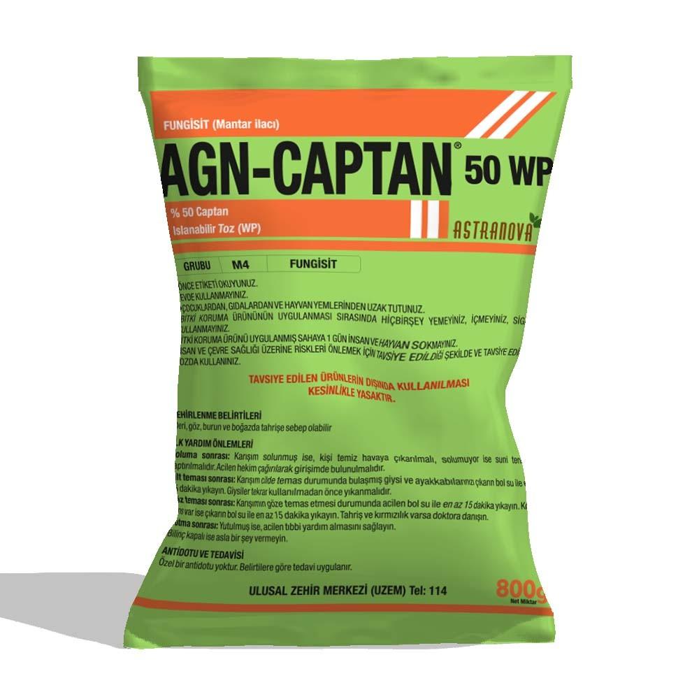 AGN-CAPTAN 50 WP