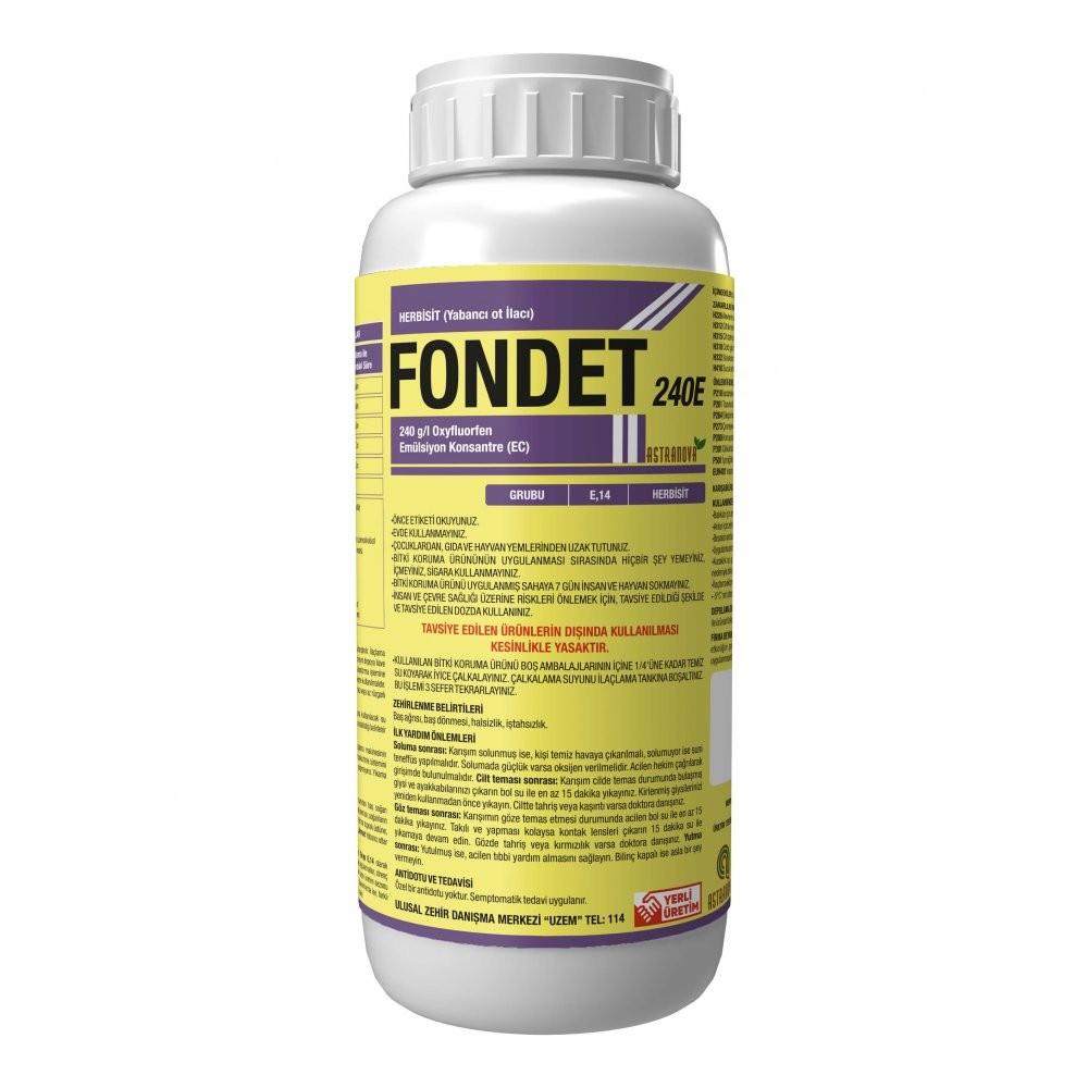 FONDET 240 E