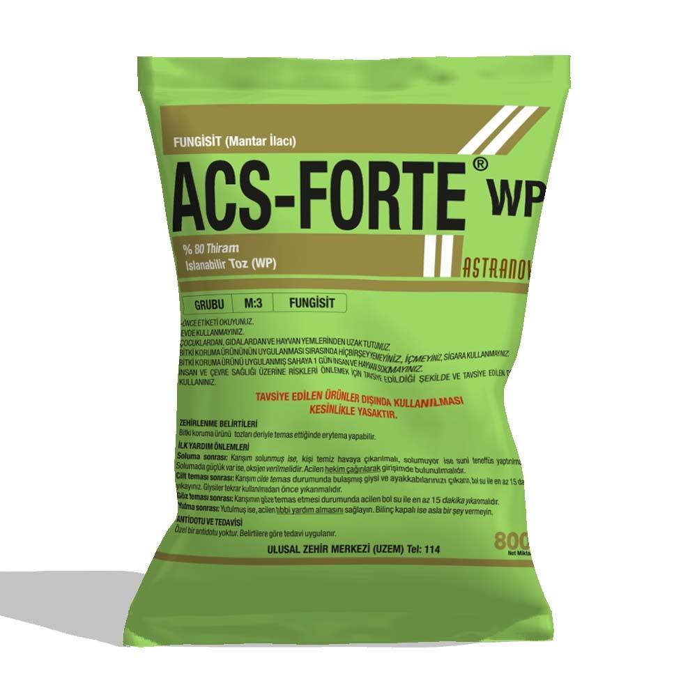 ACS-FORTE WP